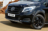 Forderseite des Mercedes VP Gravity schwarz