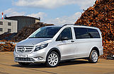Mercedes Vito VP Gravity silber