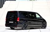 Mercedes VP Spirit blackPEARL von der Seite