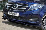 Mercedes V250 Front