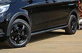 Mercedes VP Gravity Reifen und Felgen Seitenansicht