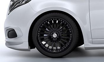 Mercedes V-Klasse Felgen