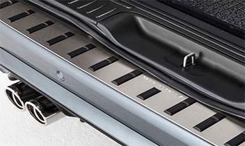 Mercedes V-Klasse Edelstahlteile