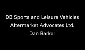 DB Sports and Leisure Vehicles