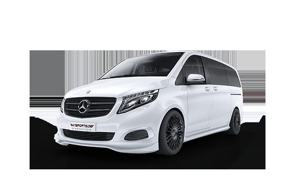 Mercedes Citan Tuning >> Transporter Tuning und Styling von Vansports