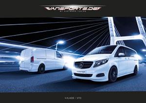 V-Class brochure
