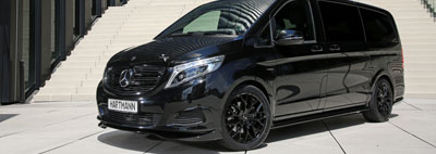 Mercedes VP Spirit blackPEARL