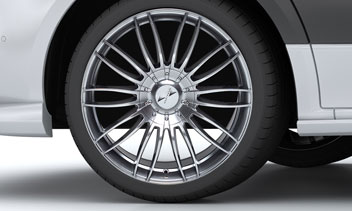 Mercedes Sprinter Felgen