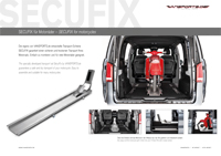 SECUFIX for motorcycles