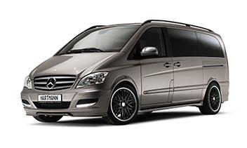 Tuning-Programm VP Stream für die Mercedes V-Klasse