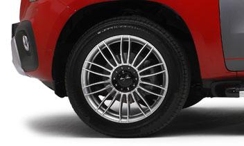 Mercedes X-Klasse Felgen
